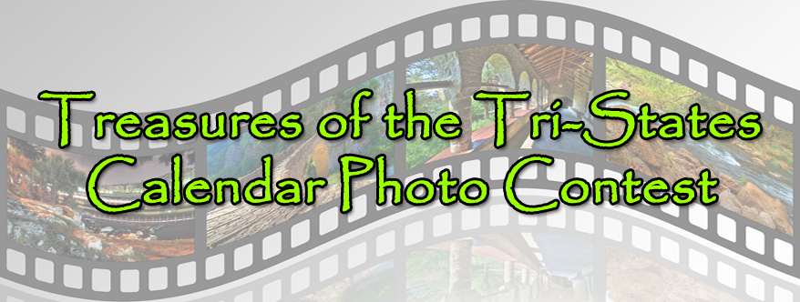 2017 Treasures of the Tri-States Calendar