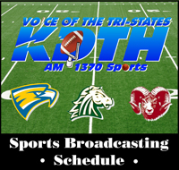 Sports Broadcasting Schedule