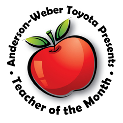 Teacher of the Month